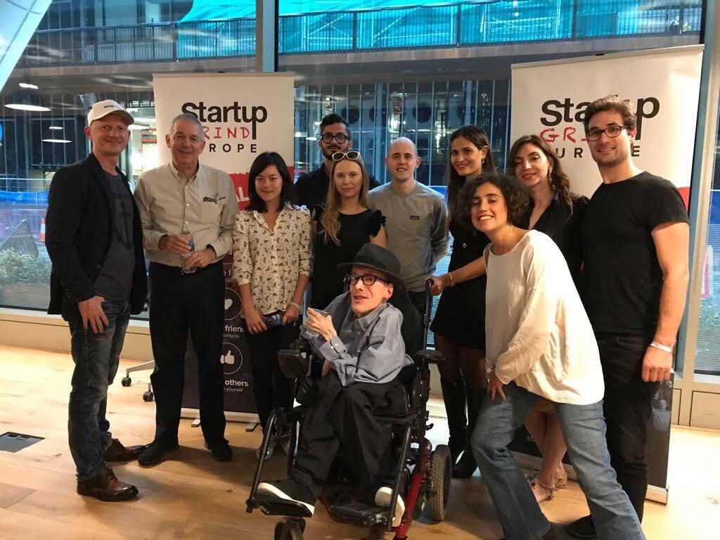 Startup Grind London Talk: Robin Klein (LocalGlobe) & Steve O'Hear (TechCrunch)