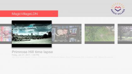MagicVillageLondon Amazon TV App