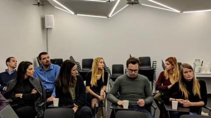 Serbian Entrepreneurs London