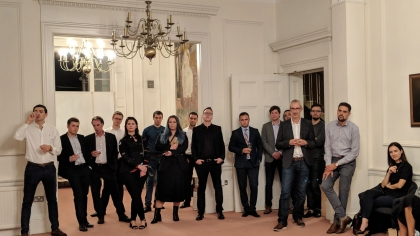 Serbian Entrepreneurs London