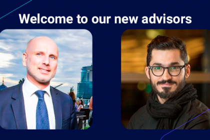 Emmanuel and Petar to the IF WHEN THEN Advisory Board
