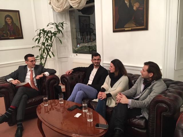 BG Impact Hub & Serbian Entrepreneurs