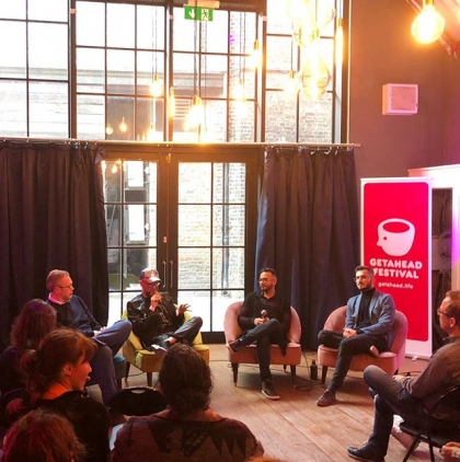 Multisensory Experience with Tom Middleton & StateOnDemand at Getahead