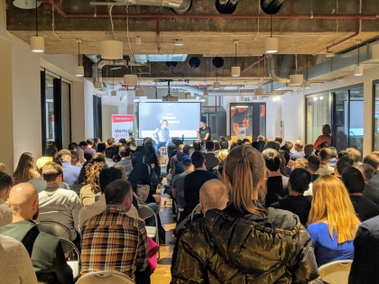 Startup Grind London - Finding Product-Market Fit with Co-Founder and CEO of Slido and Hoxton Ventures