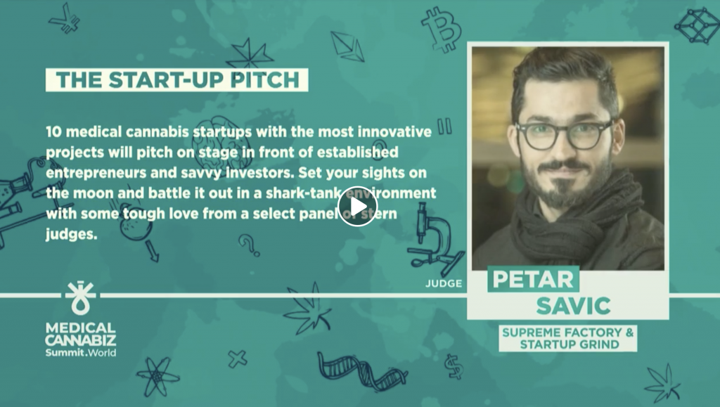 Hemp, CBD, Cannabis Startup pitch video