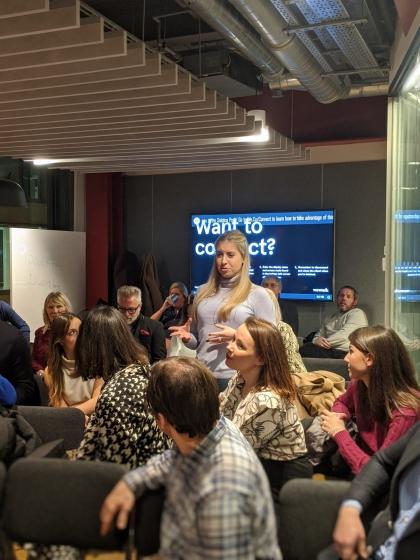 Powerful Blondes Serbian Entrepreneurs London