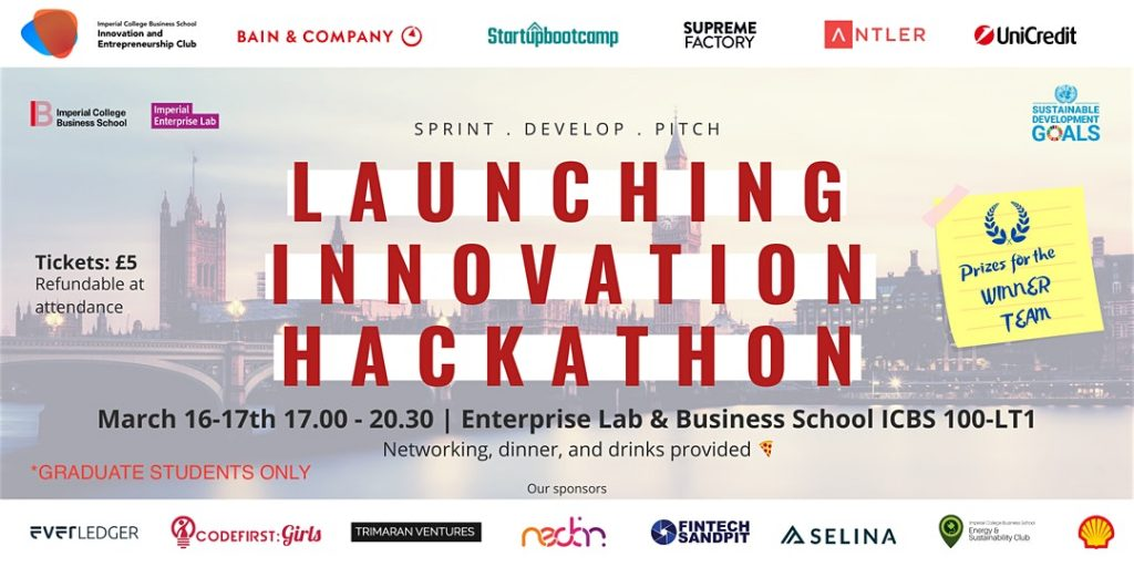 Launching Innovation Challenge