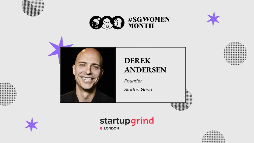 Derek Andersen Startup Grind Founder