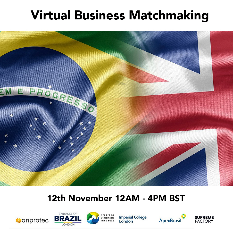 Bridging the gap between the UK and Brazil tech startup ecosystems