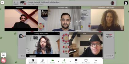 Startup Grind London: Steve O'Hear (TechCrunch) and Hiroki Takeuchi (GoCardless)