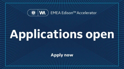 Open call for the EMEA Edison™️ Accelerator with Wayra & GE Healthcare