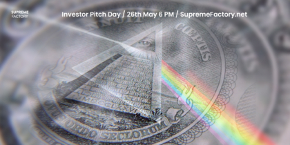 Investor Pitch Day May 2021